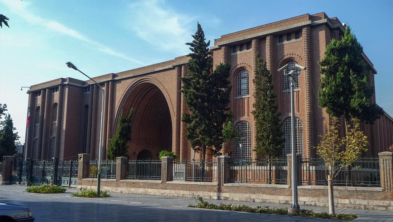 موزه ایران باستان ؛ کهنترین موزه ایران
