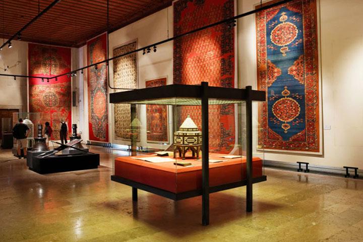 موزه هنرهای ترکی و اسلامی | جاهای دیدنی استانبول