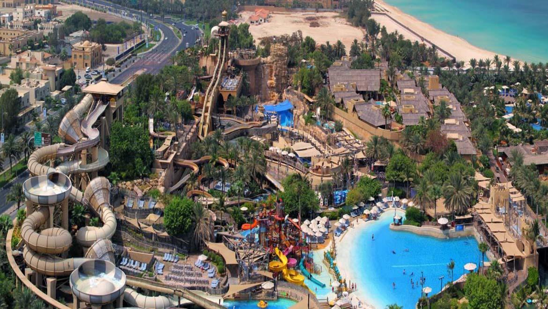 پارک آبی وایلد وادی دبی ؛ فرار از گرما، لذت بردن از آفتاب