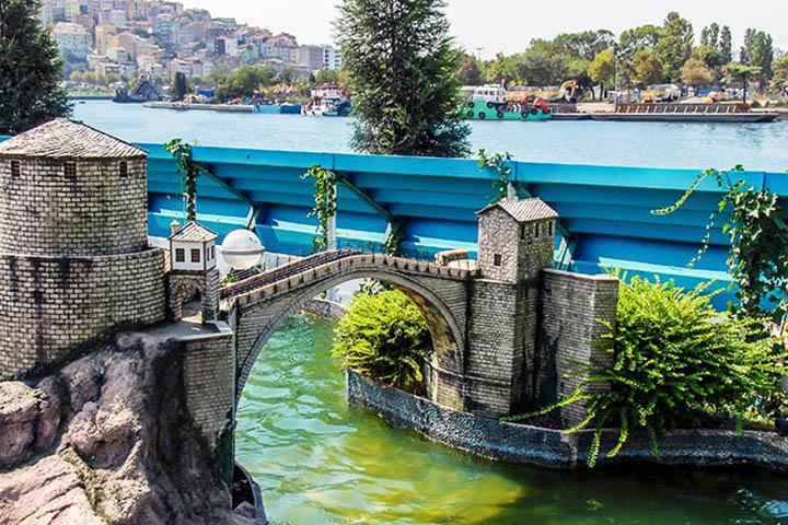 پارک مینیاتورک | جاهای دیدنی استانبول