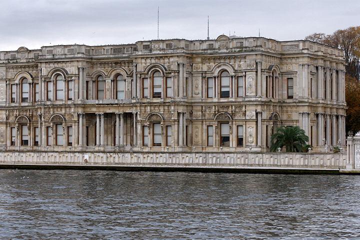کاخ بیلبربی | جاهای دیدنی استانبول