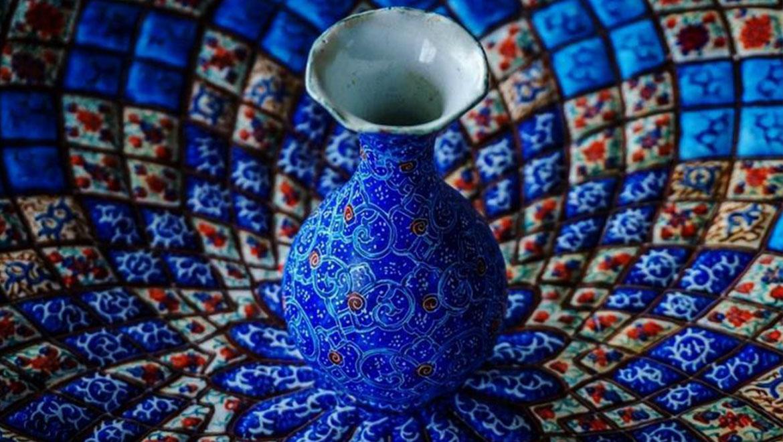 میناکاری ؛ هنر و سوغات اصیل ایرانی