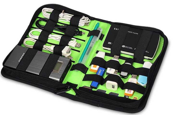 جمع کردن وسایل کوچک | بستن چمدان سفر