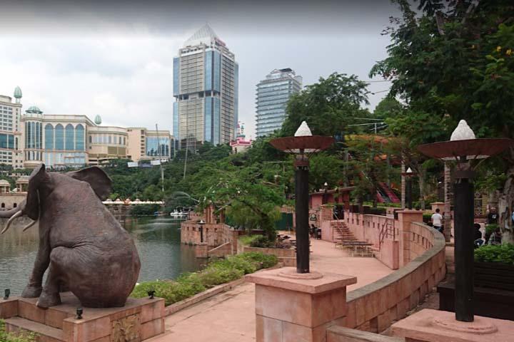 پارک سان وی لاگون