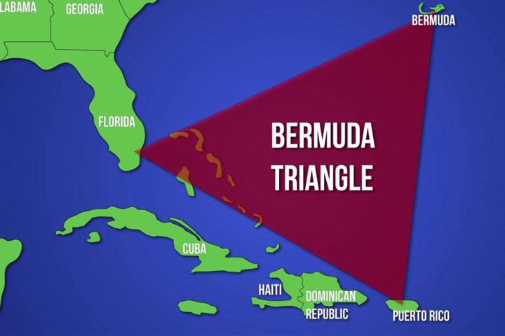 مثلث مرموز برمودا
