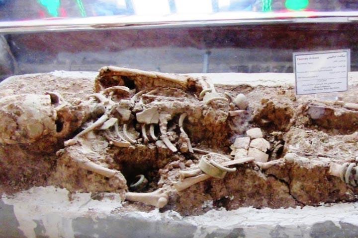دفن اجساد از دوره نوسنگی