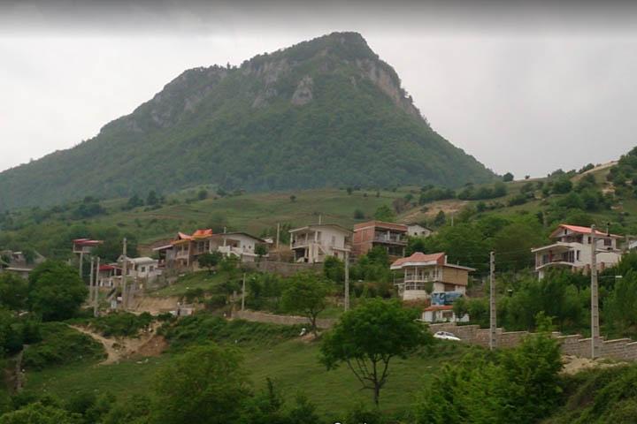 روستای پاقلعه گلستان
