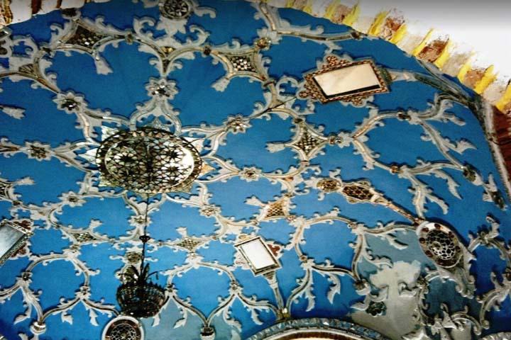 آینهکاریهای زیبای تالار شاهنشین