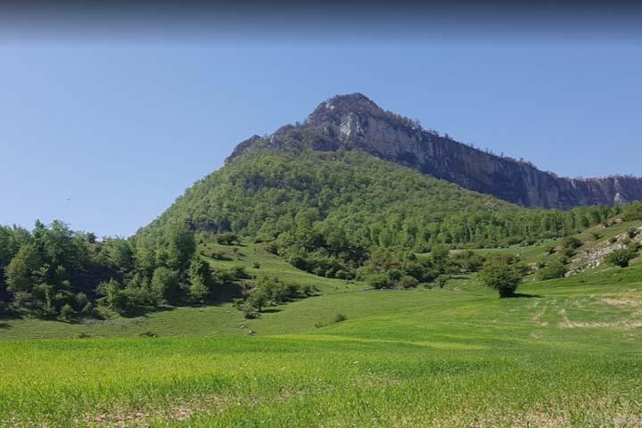 ارتفاعات قلعهی میران