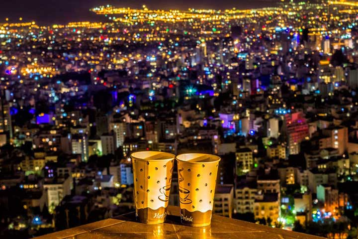 بام پایتخت