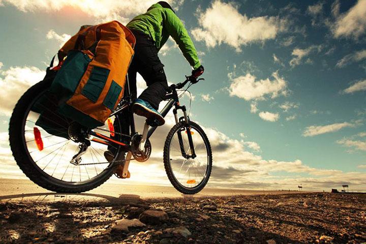 آمادگی جسمانی در سفر با دوچرخه