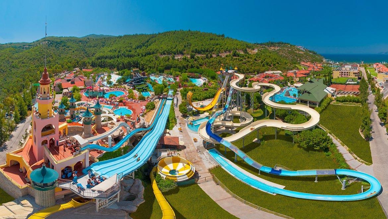 پارک آبی استانبول ، معرفی بهترین تفریحی که میتوانید در سفرتان تجربه کنید