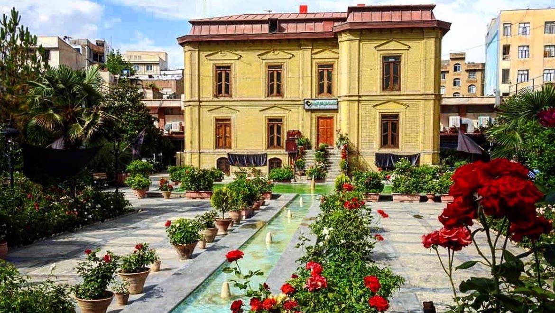 عمارت فخرالدوله ؛ اطلاعات کامل تاریخچه و دسترسی