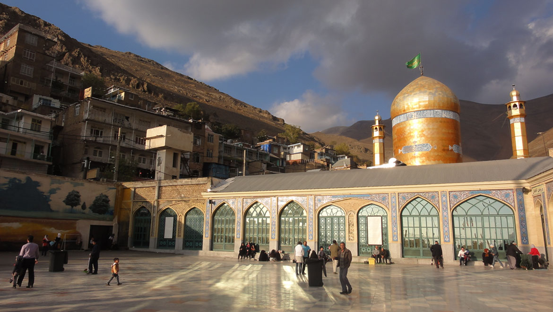 امامزاده داوود تهران ، لذت زیارت و سیاحت در طبیعتی خوش آب و هوا