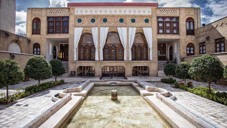 عمارت سرای کاظمی ؛ خاطرهبازی در خانهای از تهران قدیم