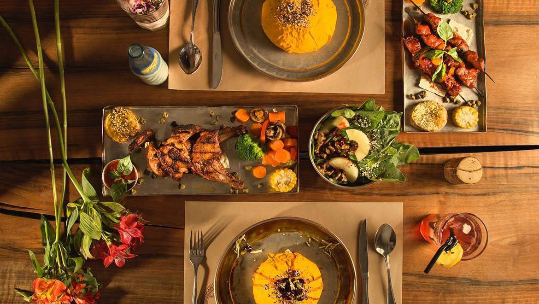 رستورانهای بام لند ؛ مجموعهای کامل و متنوع برای همه سلیقهها