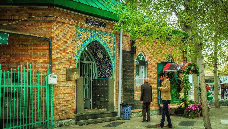 امامزاده عینعلی و زینعلی ؛ زیارتگاهی کوچک و دلانگیز در غرب تهران