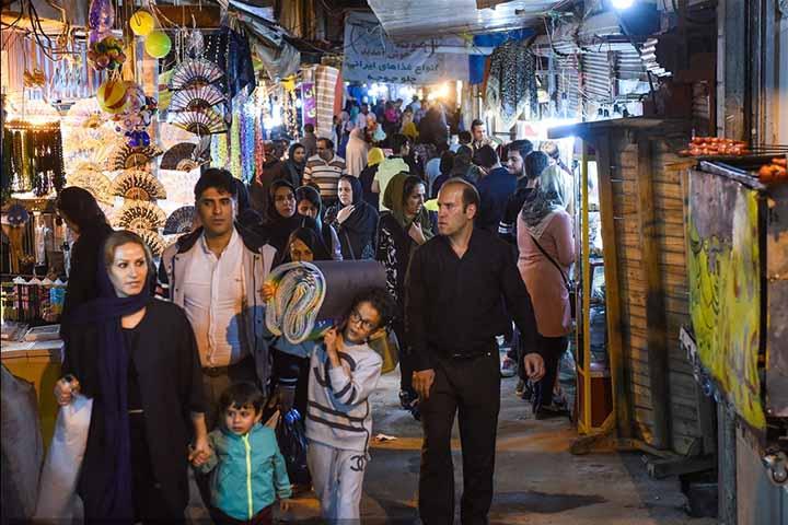 بازار امامزاده داوود