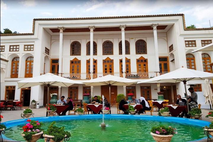 خانه دهدشتی اصفهان