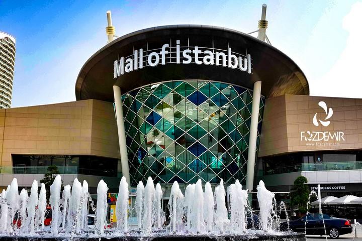 استانبول مال ، لذت خرید در یکی از بزرگترین مراکز خرید استانبول