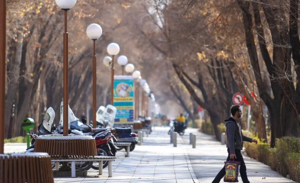 خیابان چهار باغ اصفهان