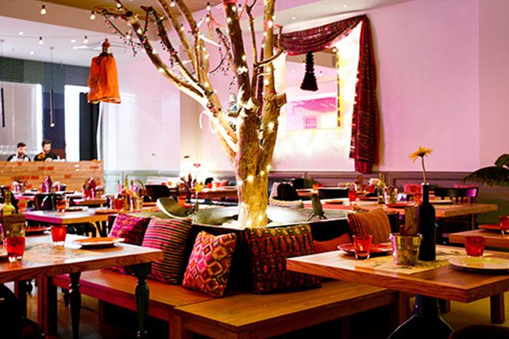 رستوران روتی