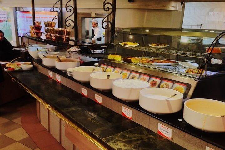رستوران هانی میدان قیام
