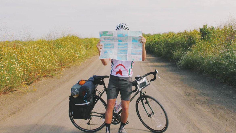 سفر با دوچرخه ، راهنمای کامل ، نکات سفر و لوازم لازم