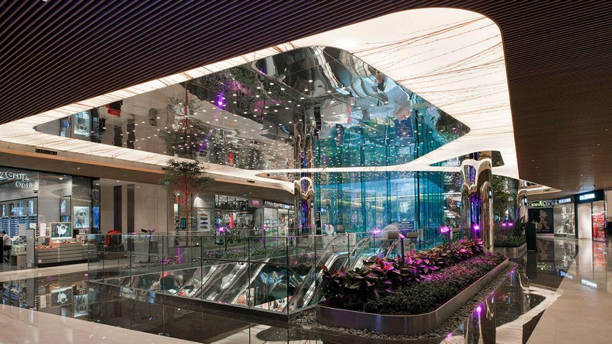 مرکز خرید زورلو سنتر استانبول ، چشیدن طعم خریدی لوکس در قلب ترکیه