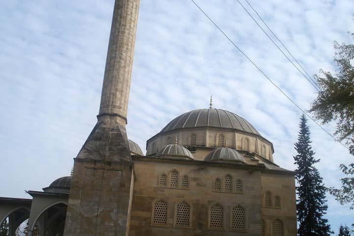 مسجد افندی در شیکی