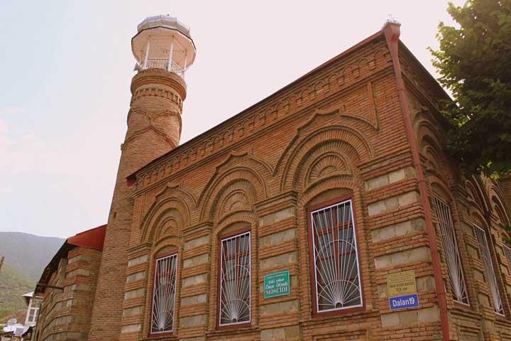 مسجد جمعه شیکی