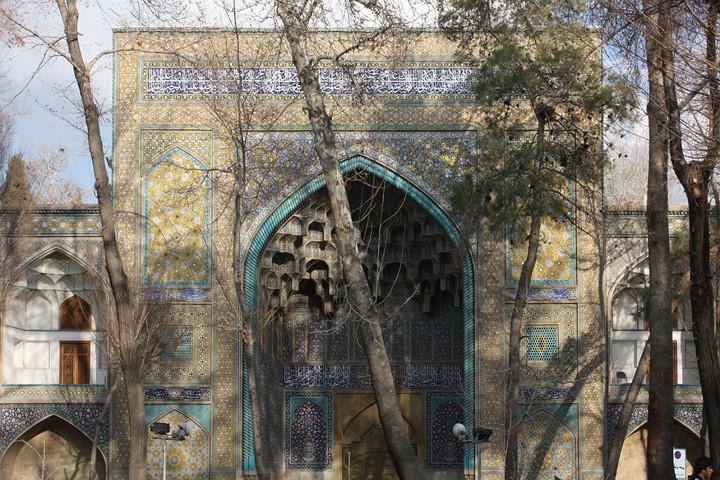 مسجد چهار باغ