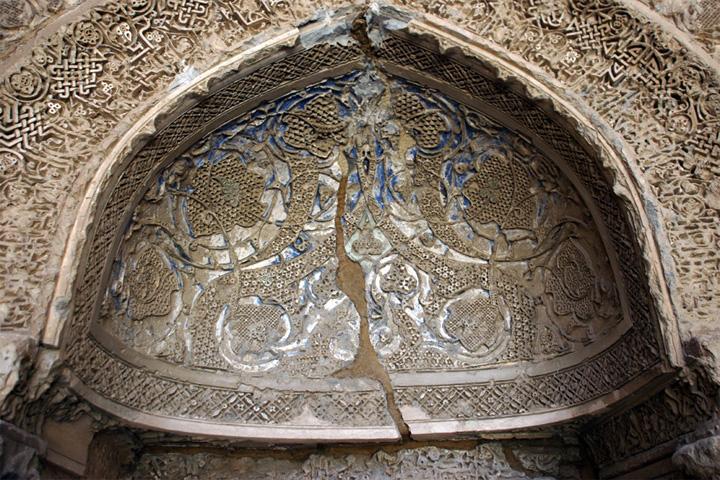 مشخصات مسجد جامع