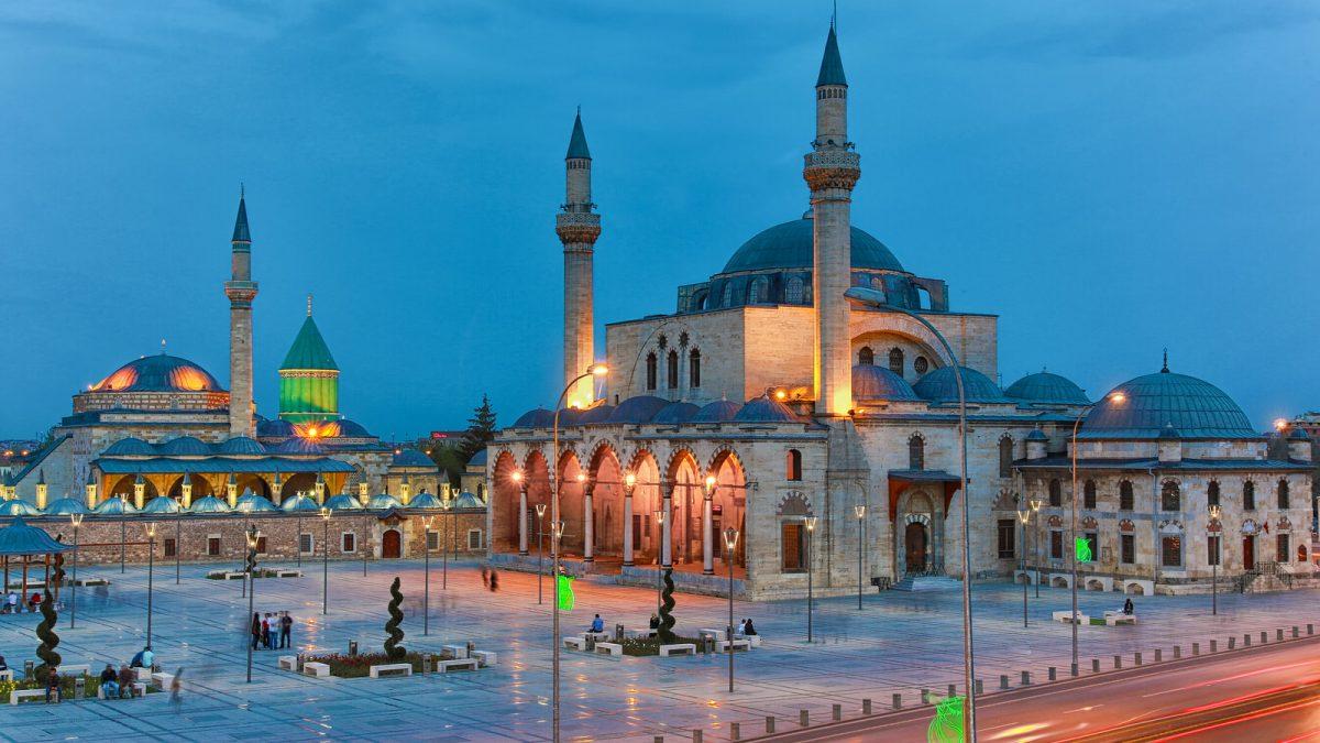 موزه مولانا ، رد پای تاریخ ایران در شهر قونیه ترکیه