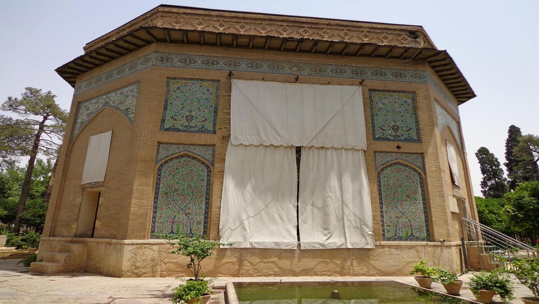 موزه پارس شیراز ، یادگاری باارزش از دوران زندیه در باغ نظر