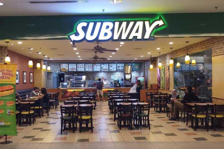 رستورانها و کافههای شهربازی