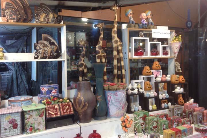 بازارچه سنتی لاله