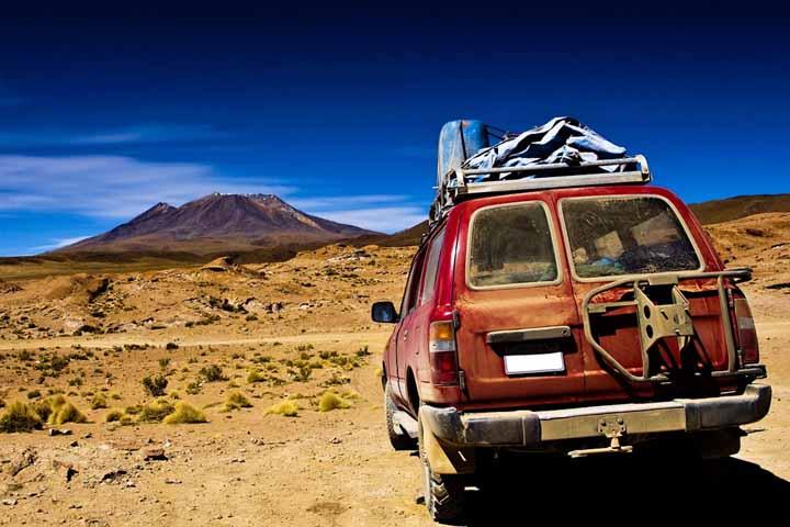 وسایل سفر جادهای | نکات مفید و ضروری که باید بدانید