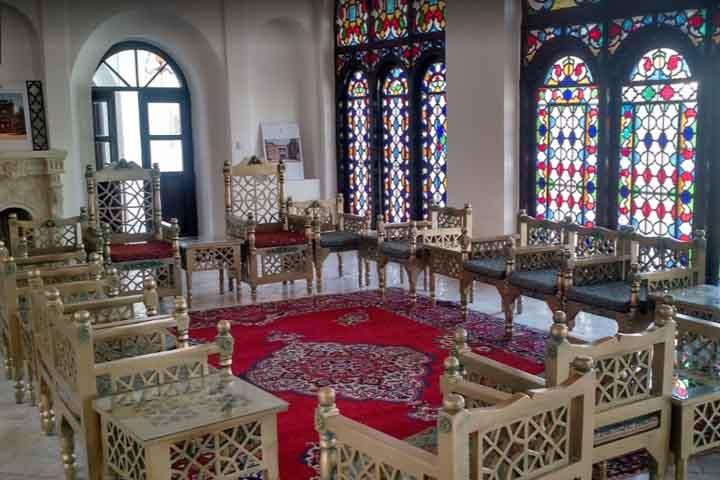 خانهموزه تهران قدیم