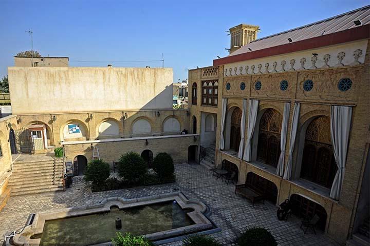عمارت سرای کاظمی