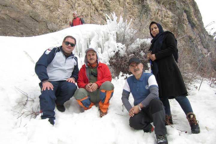 کوهنوردی امامزاده