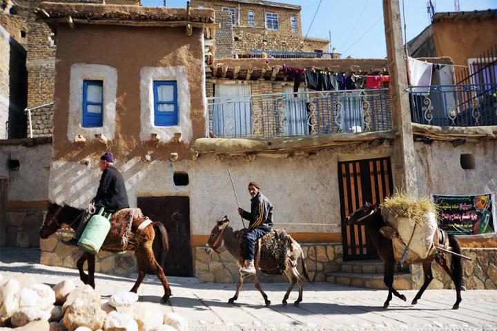 روستای فارسیان گلستان