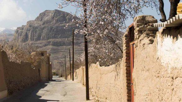 کاور روستای مبارکه یزد