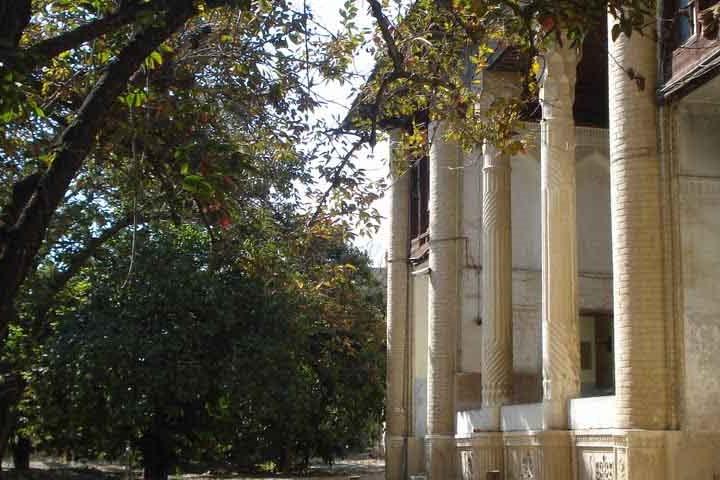 جاهای دیدنی شیراز - باغ ایلخانی