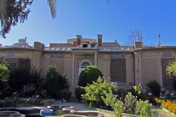 باغ خلیلی شیراز