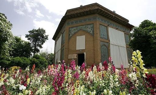 حاهای دیدنی شیراز