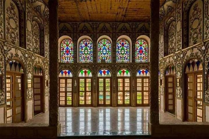 عمارت سرتیپ | اطلاعات کامل خانه تاریخی سرتیپ سدهی اصفهان با آدرس و عکس