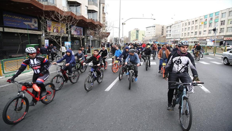 دوچرخه سواری در تهران، بهترین پیست های دوچرخه سواری + آدرس و امکانات