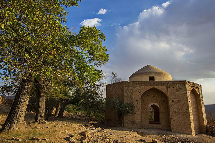 روستای تاریخی انجدان اراک | جاهای دیدنی اراک