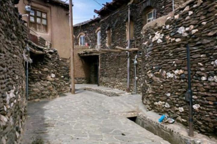 روستای سیمین ابرو همدان